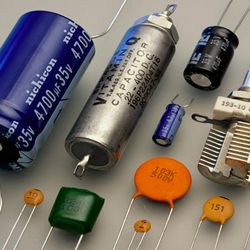 capacitor eletrolítico em corrente alternada