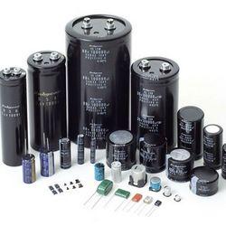 capacitores eletrônicos