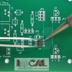 Assistência técnica eletrônica industrial