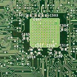 Circuito impresso protótipo