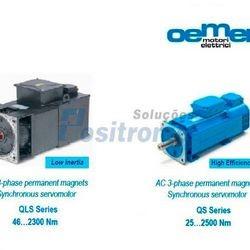 Fabricante de Servo motor Unimotor