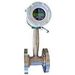 Medidor de vazão Vortex para vapor
