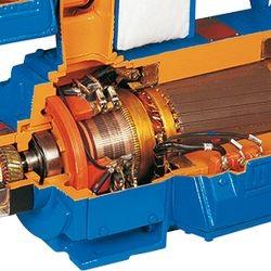Motores elétricos de corrente contínua Weg