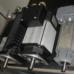 Servo motor industrial