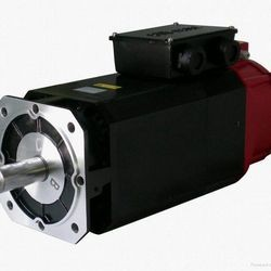 Spindle servo motor