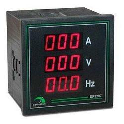 Voltímetro digital para painel